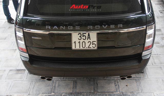 Range Rover Holland & Holland - SUV đắt nhất của hãng xe Anh quốc về Việt Nam - Ảnh 18.