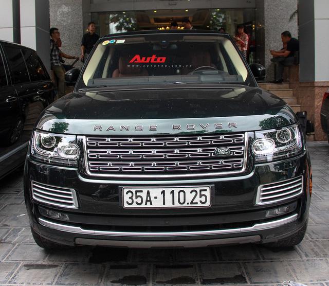 Range Rover Holland & Holland - SUV đắt nhất của hãng xe Anh quốc về Việt Nam - Ảnh 2.