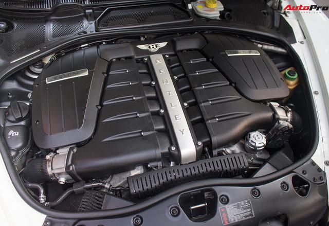 Có nên mua Bentley Continental Flying Spur Speed 2008 giá 3,2 đồng? - Ảnh 20.