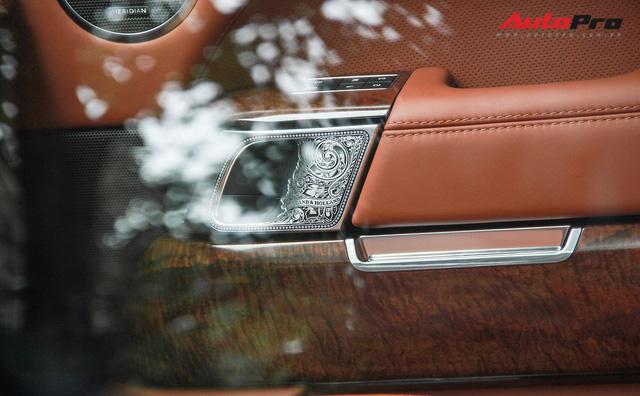 Range Rover Holland & Holland - SUV đắt nhất của hãng xe Anh quốc về Việt Nam - Ảnh 9.