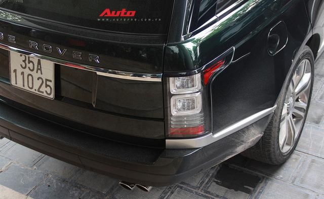 Range Rover Holland & Holland - SUV đắt nhất của hãng xe Anh quốc về Việt Nam - Ảnh 14.