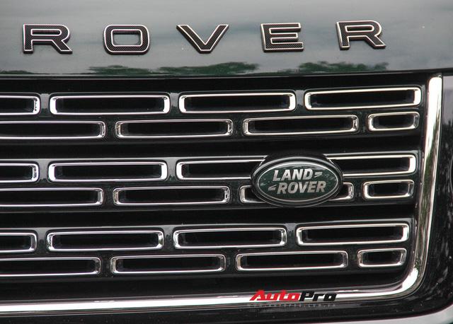 Range Rover Holland & Holland - SUV đắt nhất của hãng xe Anh quốc về Việt Nam - Ảnh 12.