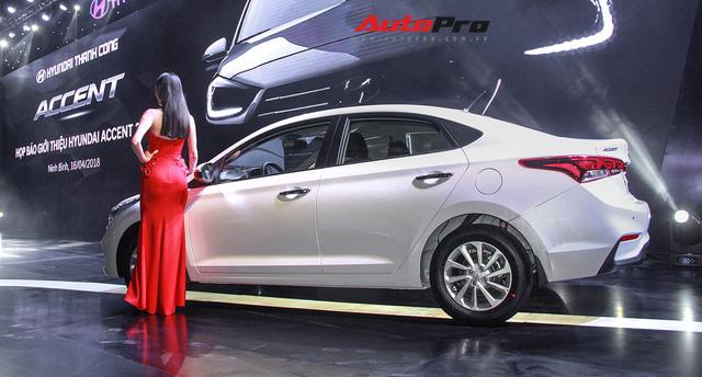 Hyundai Accent 2018 lắp ráp giá từ 425 triệu đồng - Đối trọng mới của Toyota Vios - Ảnh 1.