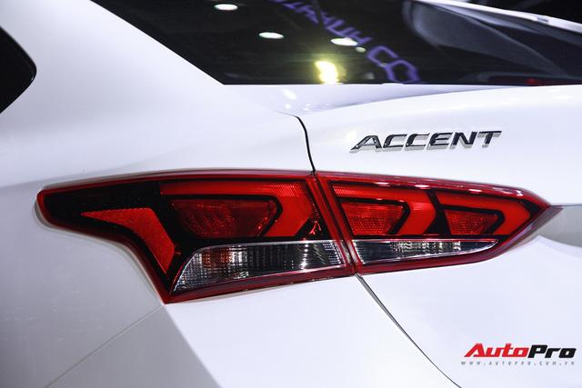 Hyundai Accent 2018 lắp ráp giá từ 425 triệu đồng - Đối trọng mới của Toyota Vios - Ảnh 9.