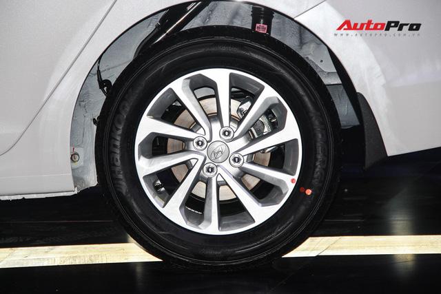 Hyundai Accent 2018 lắp ráp giá từ 425 triệu đồng - Đối trọng mới của Toyota Vios - Ảnh 10.