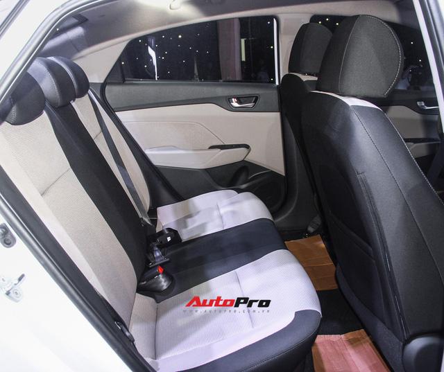 Hyundai Accent 2018 lắp ráp giá từ 425 triệu đồng - Đối trọng mới của Toyota Vios - Ảnh 11.