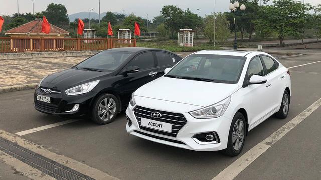 Chiều tối nay, Hyundai Accent thế hệ mới ra mắt, cạnh tranh Toyota Vios và Honda City