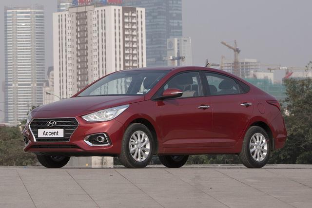 Chọn xe nào giữa 4 phiên bản Hyundai Accent 2018? - ảnh 2