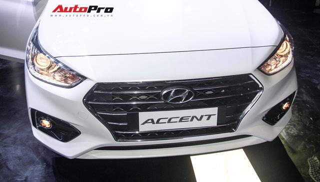 Hyundai Accent 2018 - Đe dọa Toyota Vios hay làm khó Honda City? - Ảnh 11.