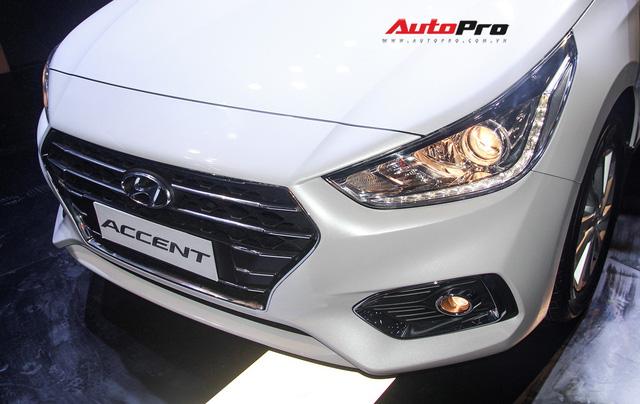 Hyundai Accent 2018 - Đe dọa Toyota Vios hay làm khó Honda City? - Ảnh 3.