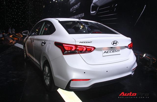 Hyundai Accent 2018 - Đe dọa Toyota Vios hay làm khó Honda City? - Ảnh 4.