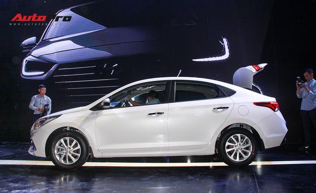 Hyundai Accent 2018 - Đe dọa Toyota Vios hay làm khó Honda City? - Ảnh 2.