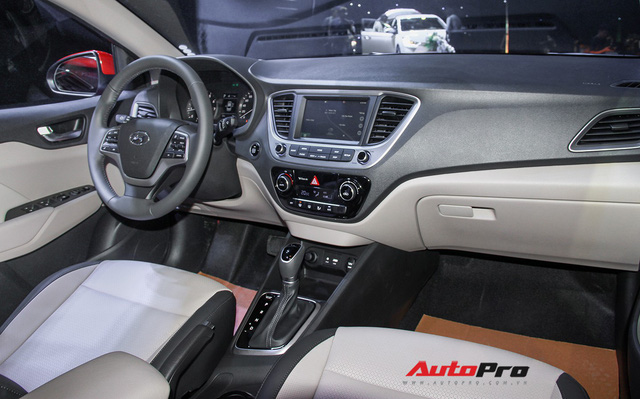 Hyundai Accent 2018 - Đe dọa Toyota Vios hay làm khó Honda City? - Ảnh 8.