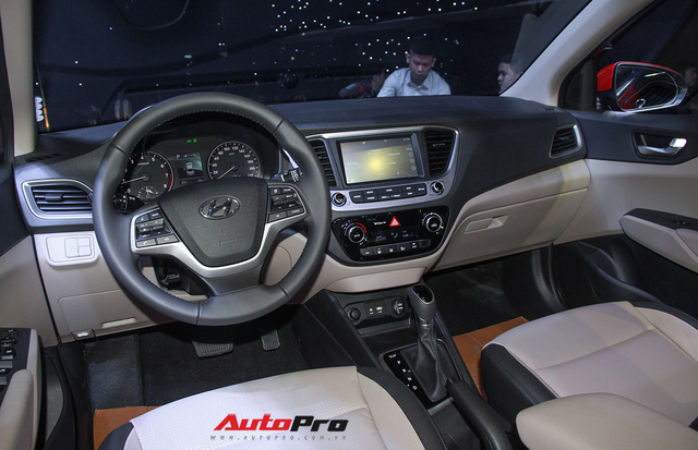Hyundai Accent 2018 - Đe dọa Toyota Vios hay làm khó Honda City? - Ảnh 5.