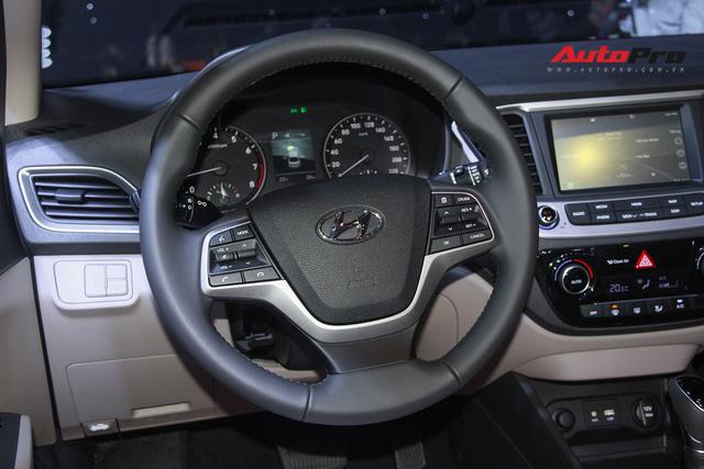Hyundai Accent 2018 - Đe dọa Toyota Vios hay làm khó Honda City? - Ảnh 21.