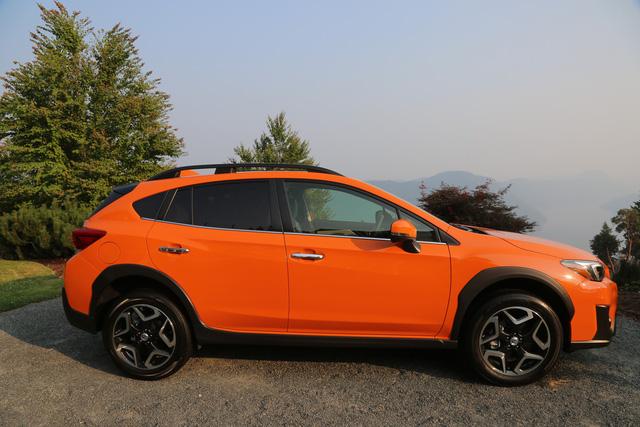 Subaru đăng ký dòng xe hoàn toàn mới có tên Evoltis - Ảnh 1.