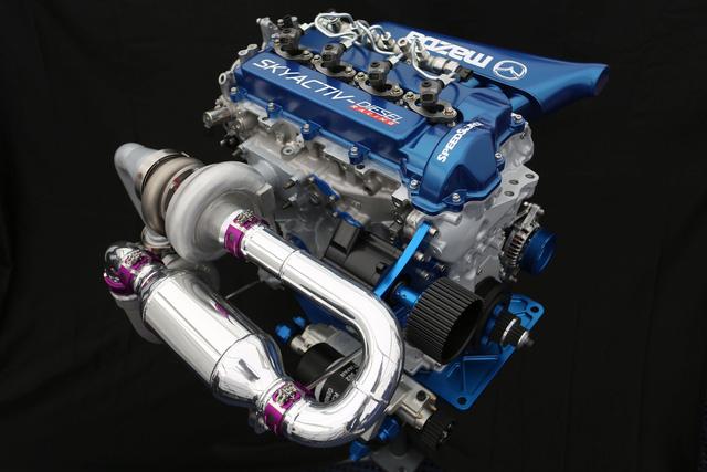 Mazda quyết tâm không bỏ diesel vì xe SUV - Ảnh 1.