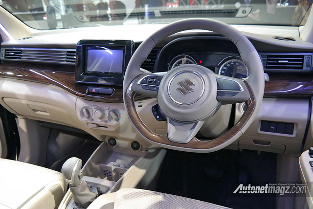 Suzuki Ertiga 2018 ra mắt, tút lại thiết kế để cạnh tranh Toyota Innova và Mitsubishi Xpander - Ảnh 9.