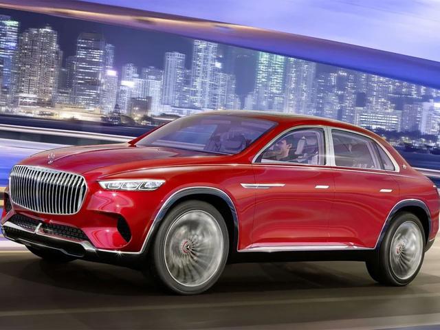 Chính thức lộ diện Mercedes-Maybach mới tại Bắc Kinh: Nửa SUV nửa sedan? - Ảnh 1.