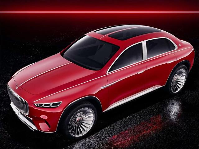 Chính thức lộ diện Mercedes-Maybach mới tại Bắc Kinh: Nửa SUV nửa sedan? - Ảnh 6.
