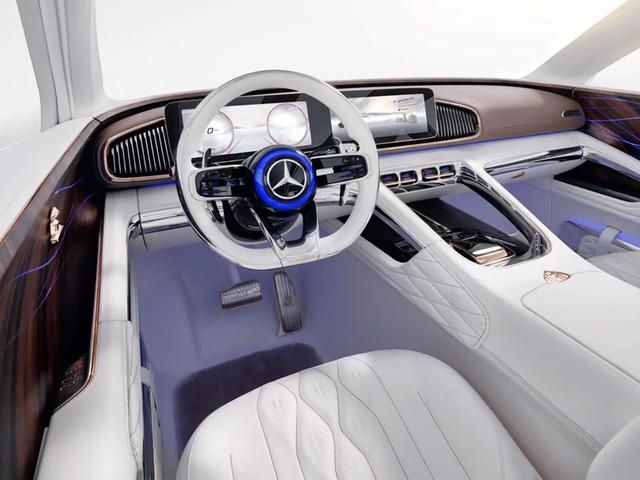 Chính thức lộ diện Mercedes-Maybach mới tại Bắc Kinh: Nửa SUV nửa sedan? - Ảnh 4.