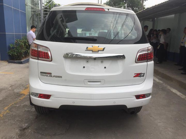 Về Việt Nam sớm hơn Toyota Fortuner, Chevrolet Trailblazer dự kiến bán ra trong tháng sau - Ảnh 5.