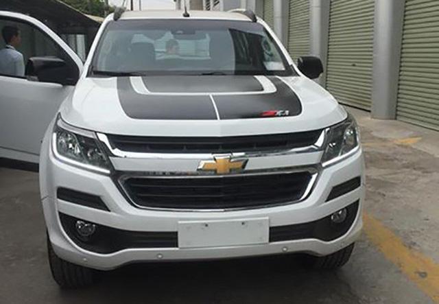 Về Việt Nam sớm hơn Toyota Fortuner, Chevrolet Trailblazer dự kiến bán ra trong tháng sau - Ảnh 1.