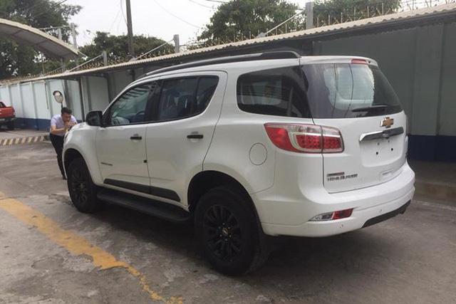 Về Việt Nam sớm hơn Toyota Fortuner, Chevrolet Trailblazer dự kiến bán ra trong tháng sau - Ảnh 4.