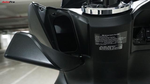 Cùng phân khúc xe ga Honda 150cc: Lựa chọn SH hay PCX? - Ảnh 13.