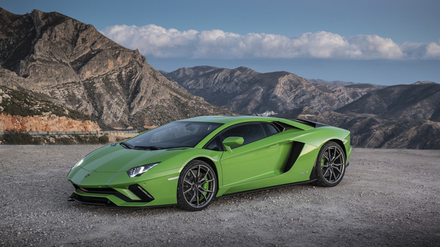4 điều khiến Lamborghini Aventador S trở nên đặc biệt - Ảnh 1.