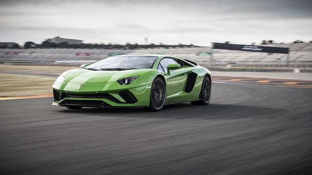 4 điều khiến Lamborghini Aventador S trở nên đặc biệt - Ảnh 2.