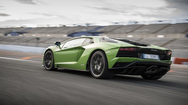 4 điều khiến Lamborghini Aventador S trở nên đặc biệt - Ảnh 3.
