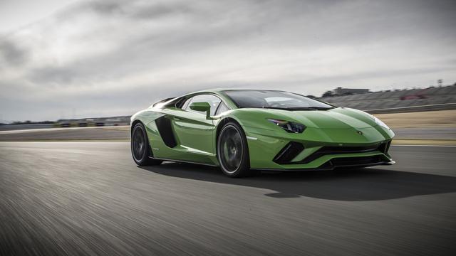 4 điều khiến Lamborghini Aventador S trở nên đặc biệt - Ảnh 6.