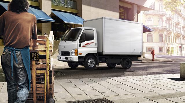 Hyundai Thành Công ra mắt xe tải cho thành phố, giá 480 triệu đồng - Ảnh 3.