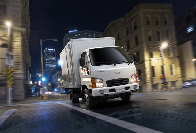 Hyundai Thành Công ra mắt xe tải cho thành phố, giá 480 triệu đồng - Ảnh 4.
