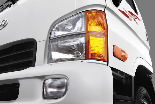 Hyundai Thành Công ra mắt xe tải cho thành phố, giá 480 triệu đồng - Ảnh 1.