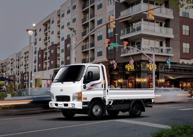 Hyundai Thành Công ra mắt xe tải cho thành phố, giá 480 triệu đồng - Ảnh 5.