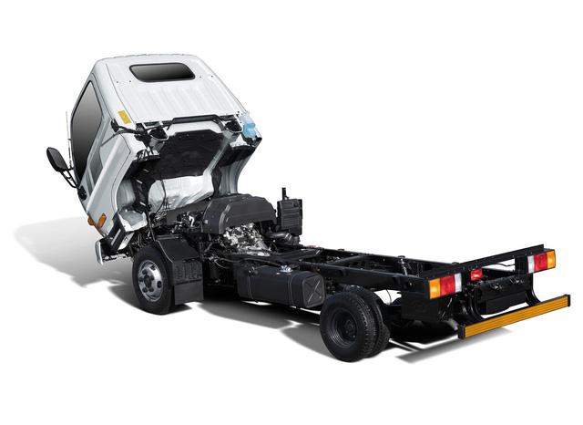 Hyundai Thành Công ra mắt xe tải cho thành phố, giá 480 triệu đồng - Ảnh 9.