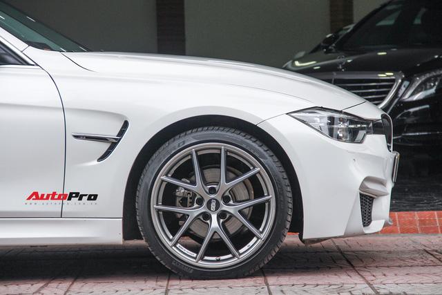 BMW 320i 2016 độ gần 300 triệu được rao bán lại giá 1,439 tỷ đồng - Ảnh 11.