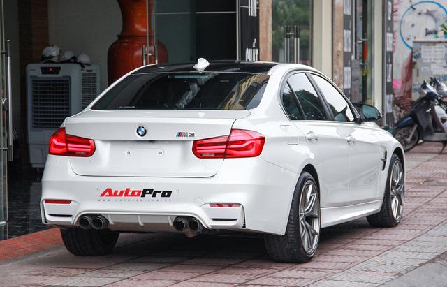 BMW 320i 2016 độ gần 300 triệu được rao bán lại giá 1,439 tỷ đồng - Ảnh 3.