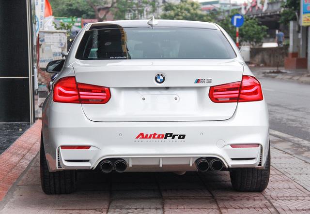 BMW 320i 2016 độ gần 300 triệu được rao bán lại giá 1,439 tỷ đồng - Ảnh 16.