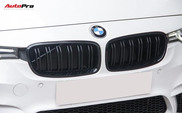 BMW 320i 2016 độ gần 300 triệu được rao bán lại giá 1,439 tỷ đồng - Ảnh 9.