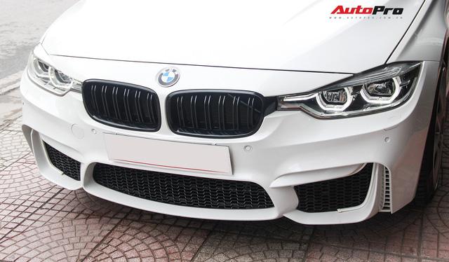 BMW 320i 2016 độ gần 300 triệu được rao bán lại giá 1,439 tỷ đồng - Ảnh 2.