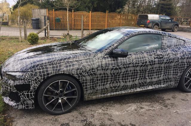 BMW 8-Series lộ diện trước ngày ra mắt chính thức - Ảnh 10.
