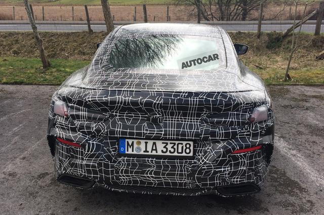 BMW 8-Series lộ diện trước ngày ra mắt chính thức - Ảnh 8.