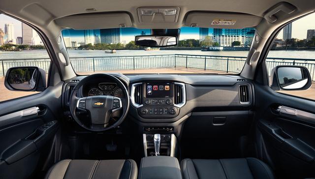 Chevrolet Trailblazer chốt lịch ra mắt tại Việt Nam, cạnh tranh Toyota Fortuner - Ảnh 3.