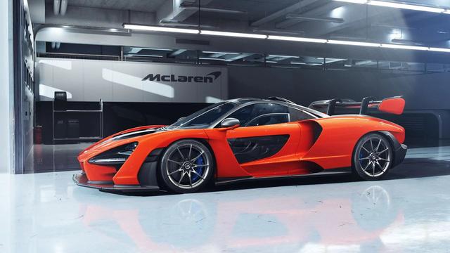 McLaren Senna và bản giới hạn 570GT sẽ ra mắt vào ngày mai - Ảnh 1.