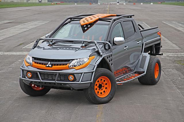Đây là chiếc Triton được độ theo phong cách Fast and Furious - Ảnh 4.