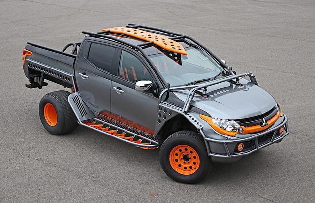 Đây là chiếc Triton được độ theo phong cách Fast and Furious - Ảnh 1.