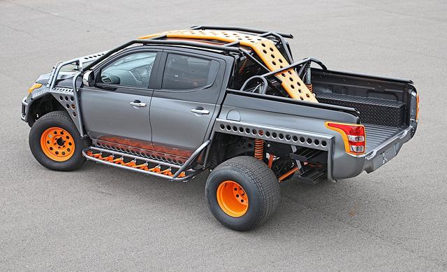 Đây là chiếc Triton được độ theo phong cách Fast and Furious - Ảnh 2.